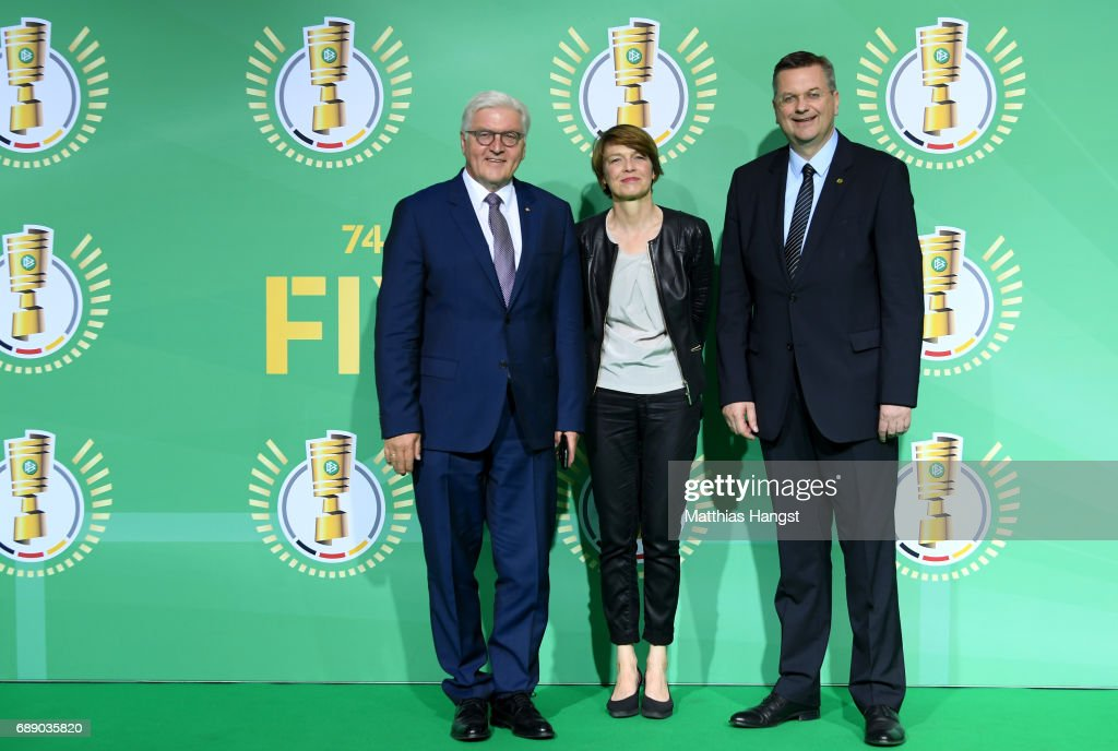 Green Carpet - DFB Cup Final 2017