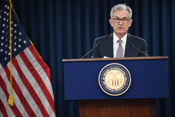 DC: Federal Reserve Chair Jerome Powell Holds News Conference On Interest Rates