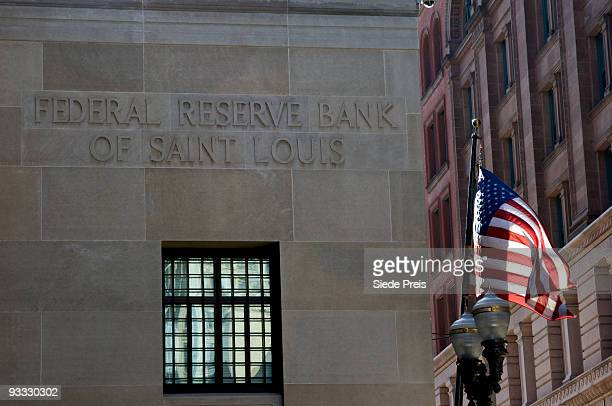 federal reserve bank of st louis - ミズーリ州 セントルイス ストックフォトと画像