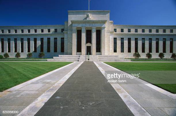 federal reserve bank - federal reserve stock pictures, royalty-free photos & images