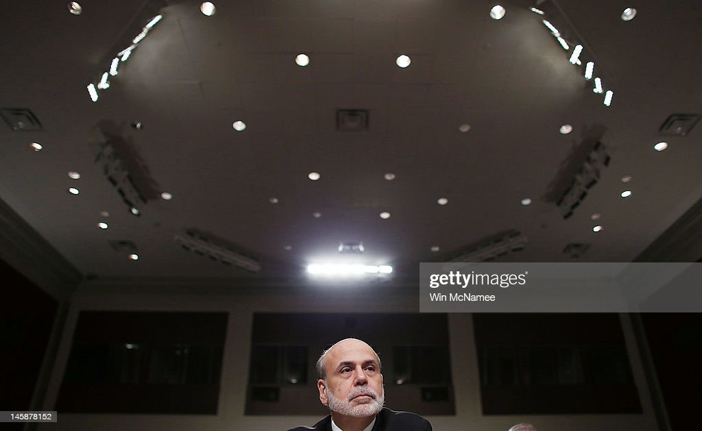 Ben Bernanke Testifies Before Joint Economic Cmte On U.S. Economic Outlook
