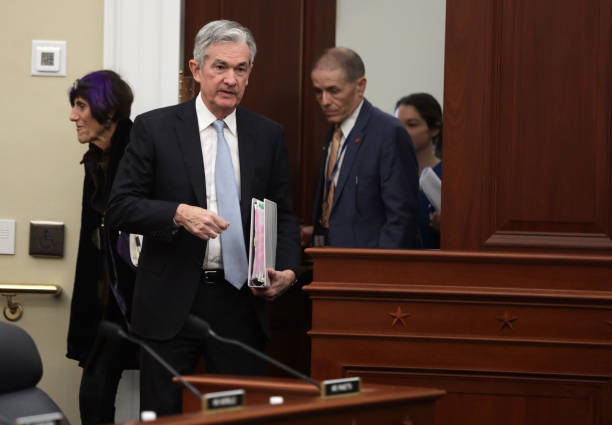 DC: Federal Reserve Board Chairman Jerome Powell Testifies Before House Budget Committee