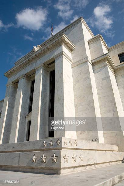 us federal reserve - federal reserve stock pictures, royalty-free photos & images
