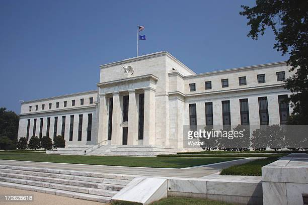 federal reserve - federal reserve stock pictures, royalty-free photos & images