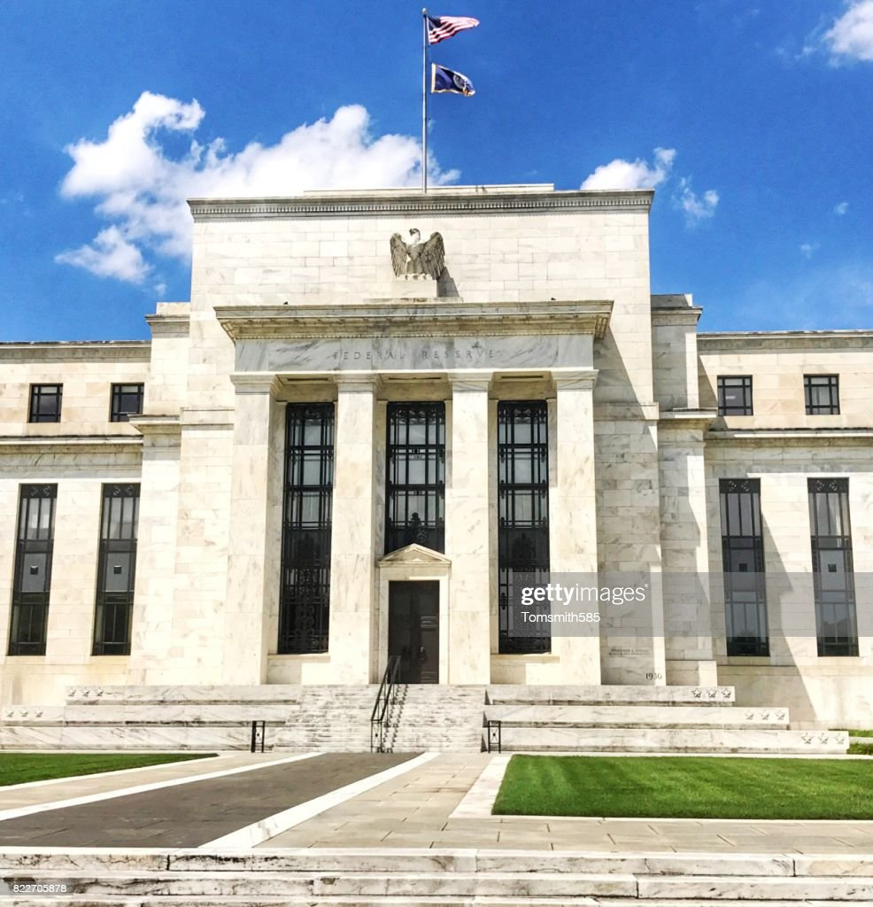 US Federal Reserve : Stock Photo