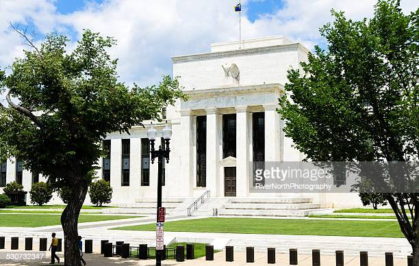 federal reserve, washington dc - federal reserve stock pictures, royalty-free photos & images