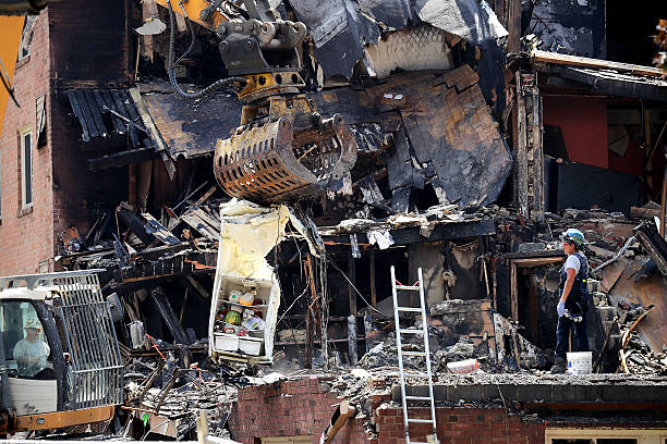 Sixth Body Recovered After Explosion At Maryland Apartment Complex