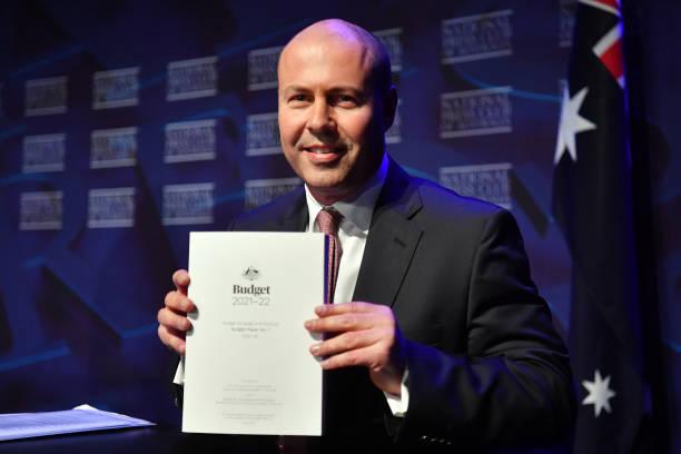 AUS: Treasurer Josh Frydenberg Delivers Budget Address
