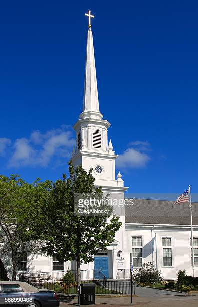 Federated Church of Hyannis, Cape Cod, Massachusetts, USA.