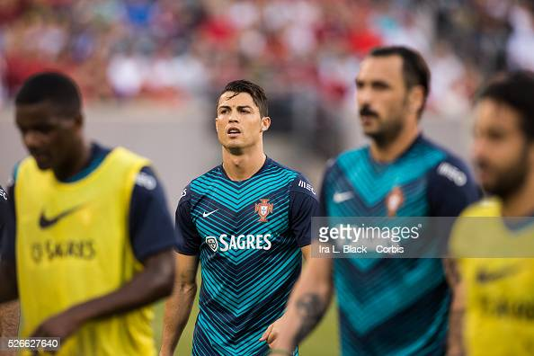 Federation of Portugal Football National Team Captain Cristiano... News Photo - Getty Images