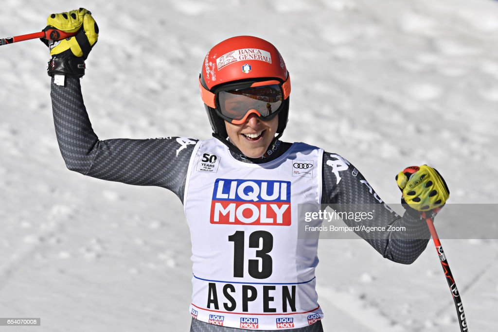 Audi FIS Alpine Ski World Cup - Men's and Women's Super G