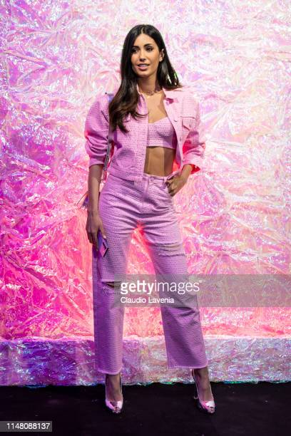 Federica Nargi attends the Huawei Fashion Flair event on May 09 2019 in Milan Italy