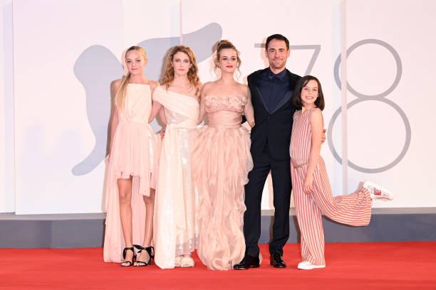 "ITA: ""America Latina"" Red Carpet - The 78th Venice International Film Festival"