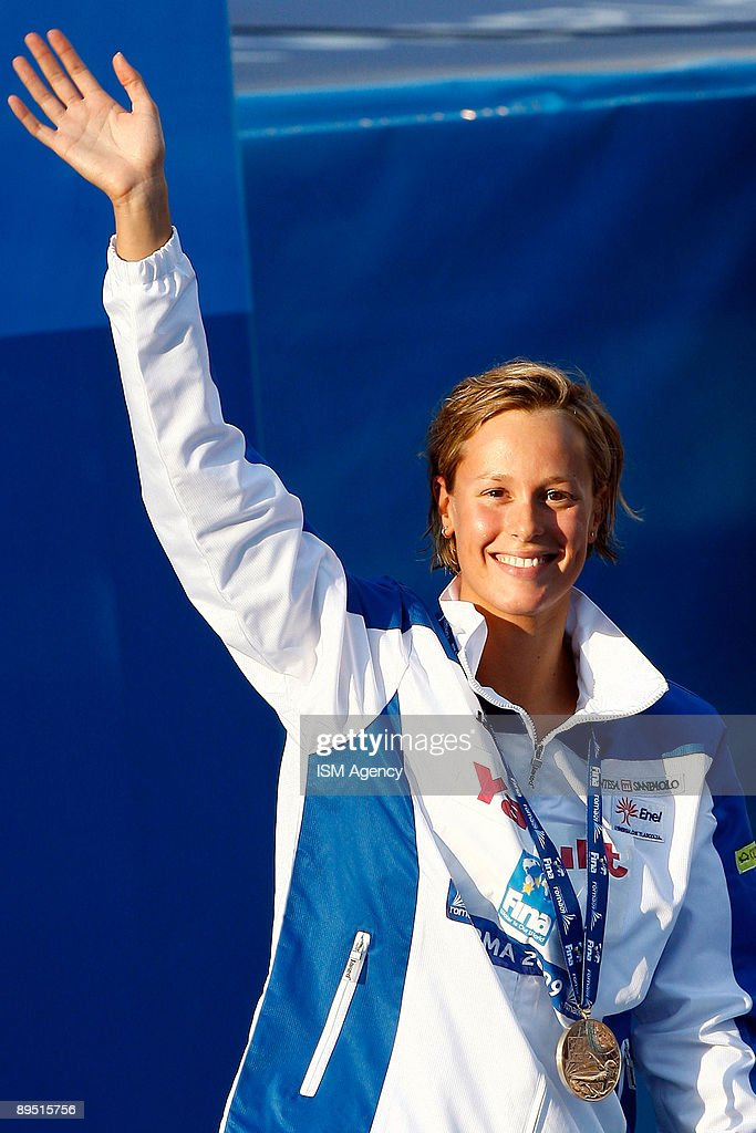 Swimming Day Four - 13th FINA World Championships : News Photo
