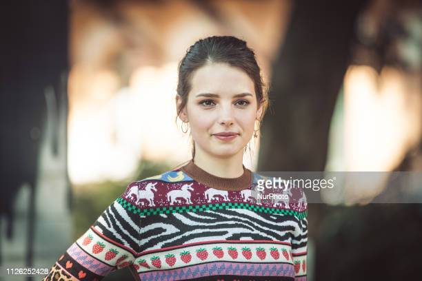 Federica Sabatini attends a photocall for Netflix quotSuburraquot The Series season 2 at Casa del Cinema on February 20 2019 in Rome Italy