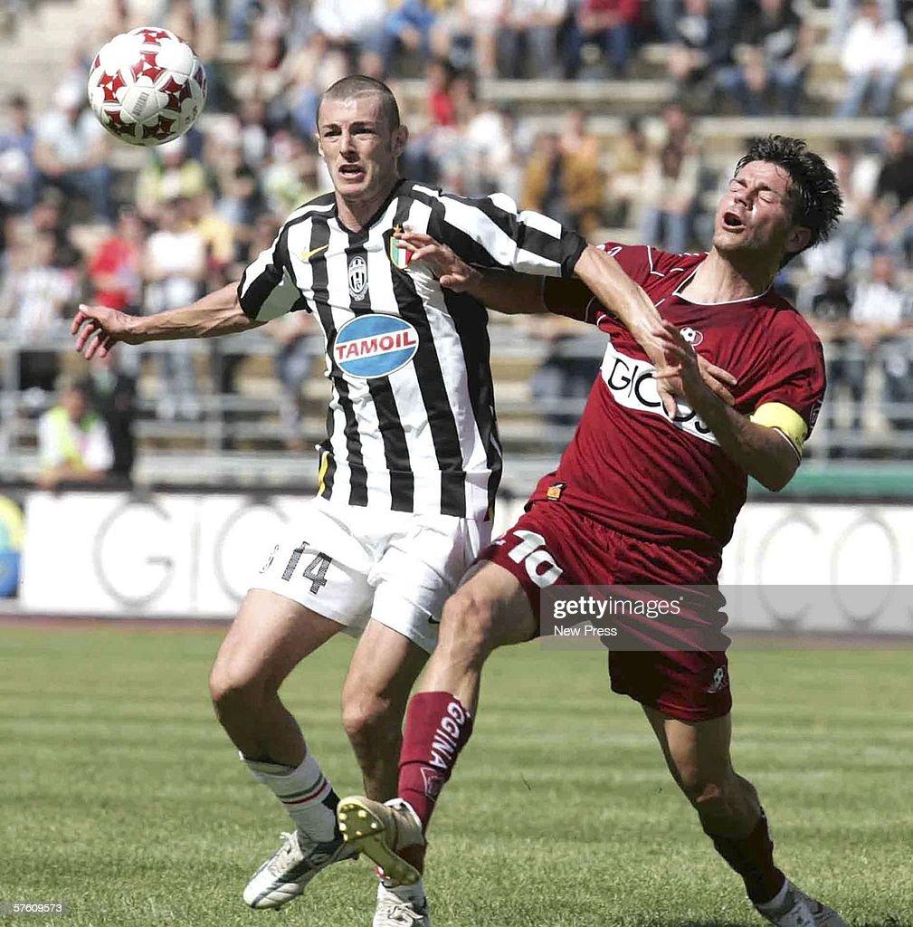 Serie A: Reggina v Juventus : News Photo