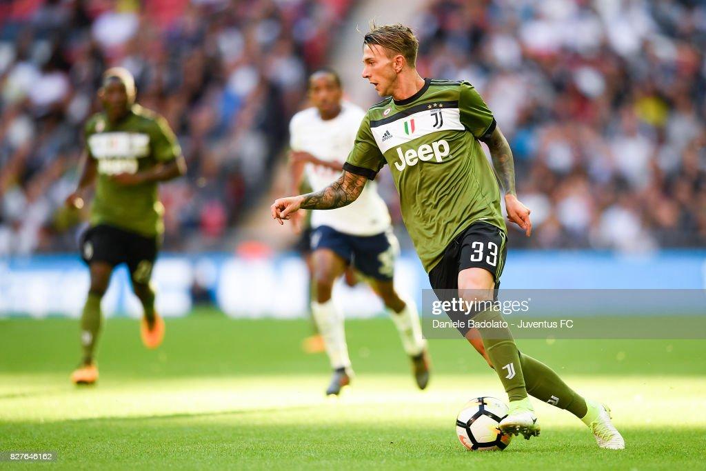 Tottenham Hotspur v Juventus - Pre-Season Friendly : Foto di attualità