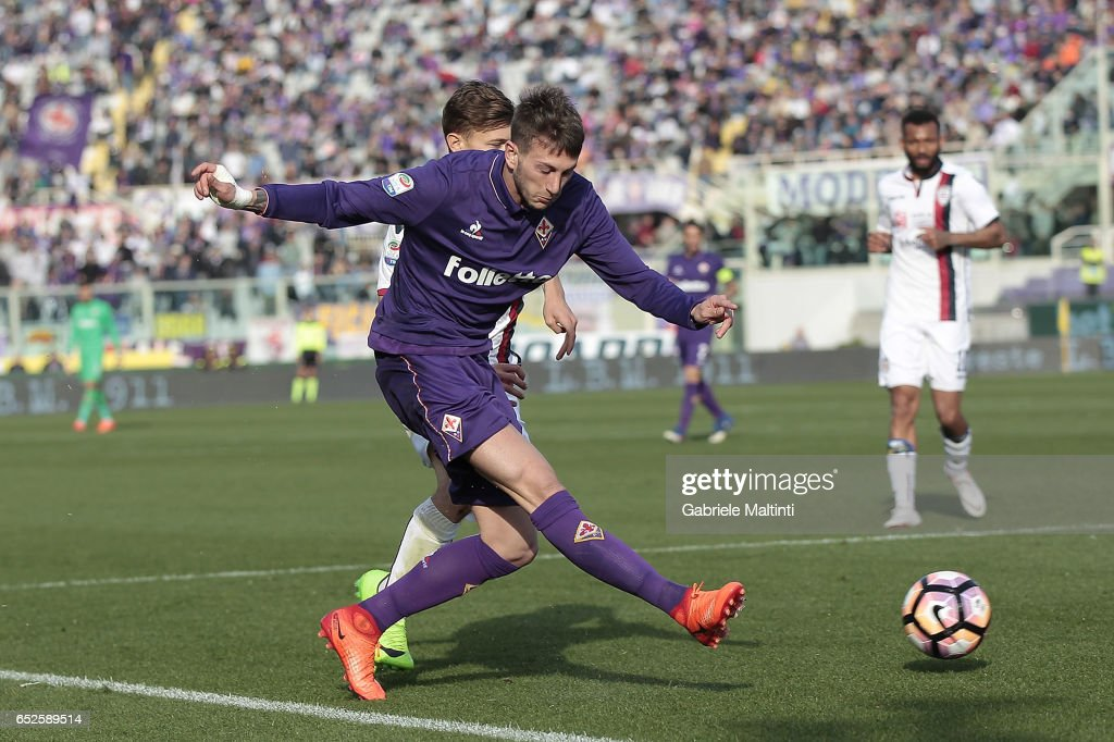 ACF Fiorentina v Cagliari Calcio - Serie A : Foto di attualità