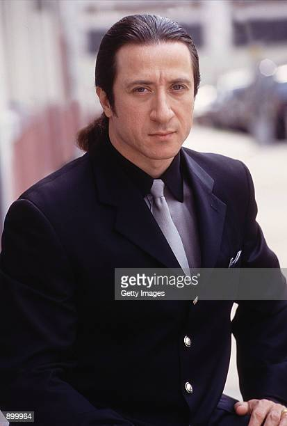 Federico Castelluccio as Furio Giunta poses for a portrait in HBO's hit television series The Sopranos