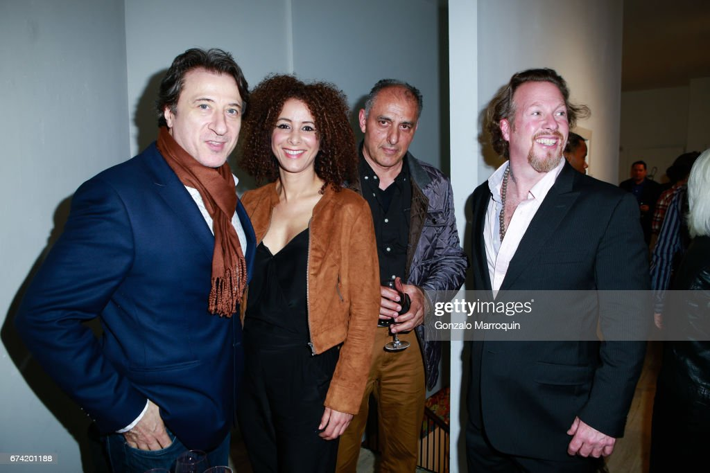 Swiss Wine Valais Loves New York hosted by Gregory de la Haba, Billy The Artist, Anthony Haden-Guest and Raul Zamudio