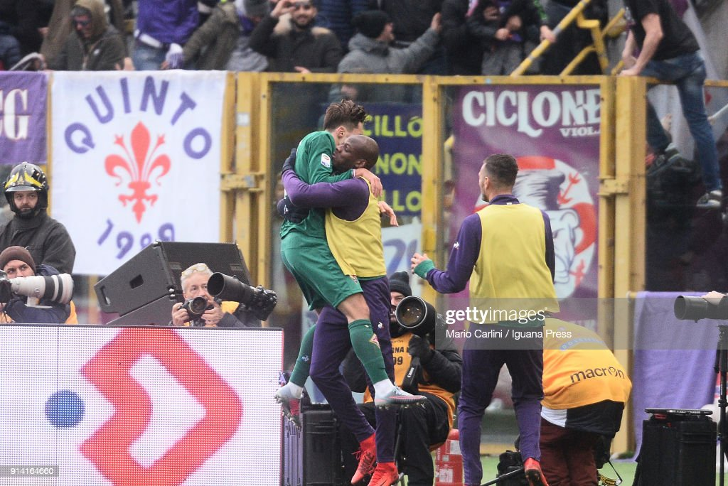 Bologna FC v ACF Fiorentina - Serie A : News Photo