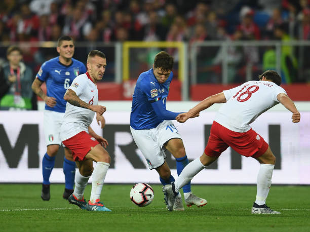 Poland v Italy - UEFA Nations League A