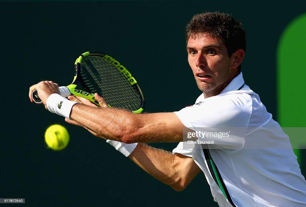 Miami Open - Day 6 : News Photo
