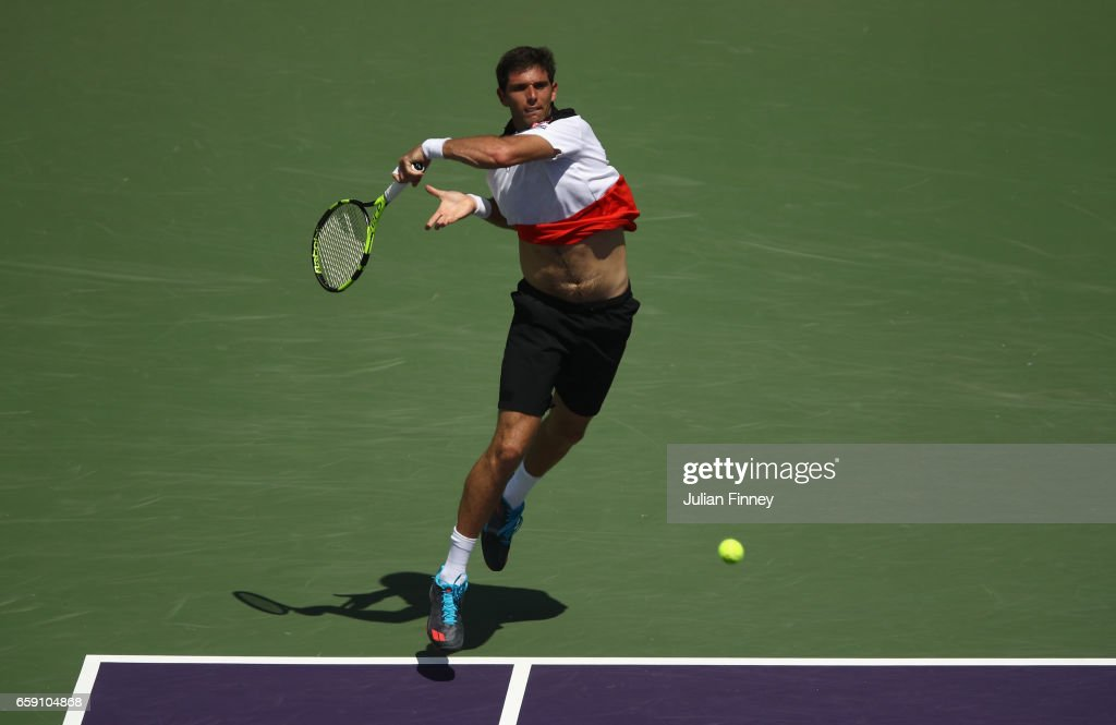 2017 Miami Open - Day 9