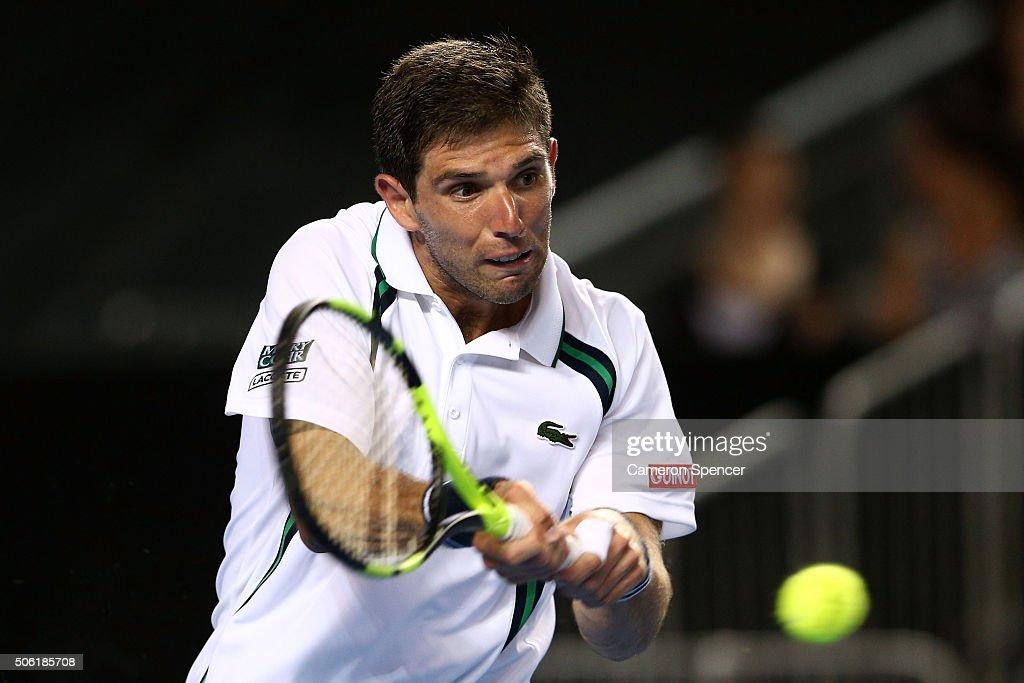 2016 Australian Open - Day 5 : News Photo