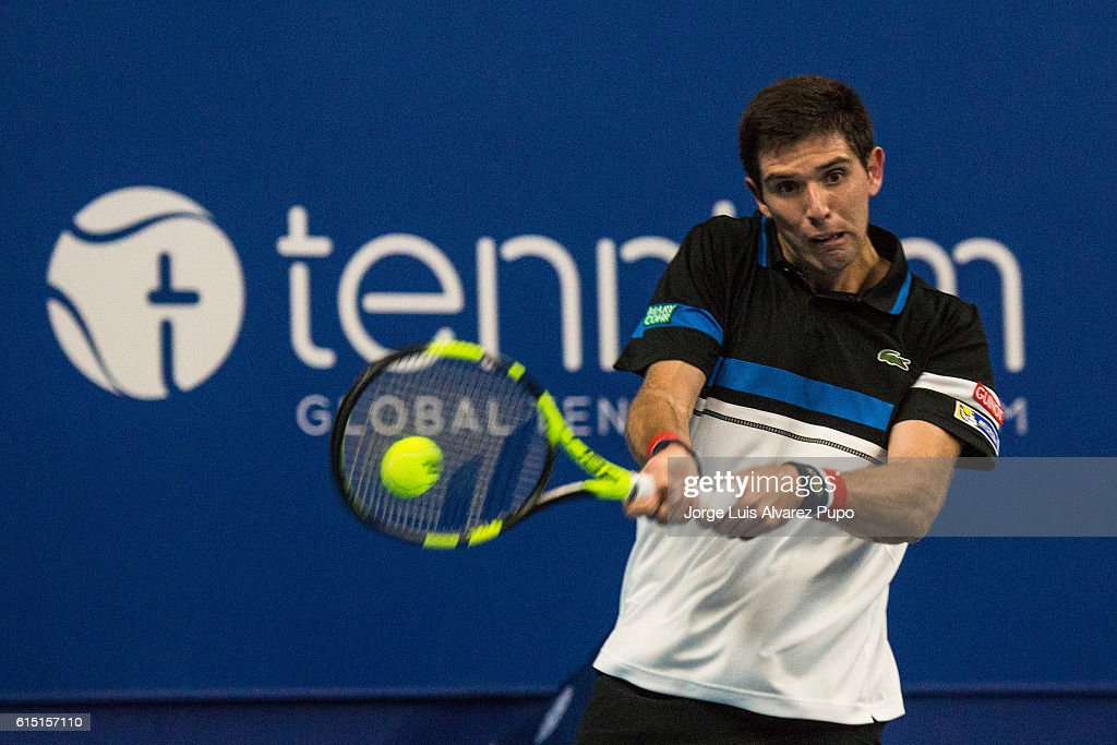 ATP European Open Antwerp 2016 : News Photo