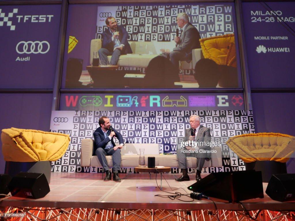 ITA: Wired Next Fest 2019 - Day 1