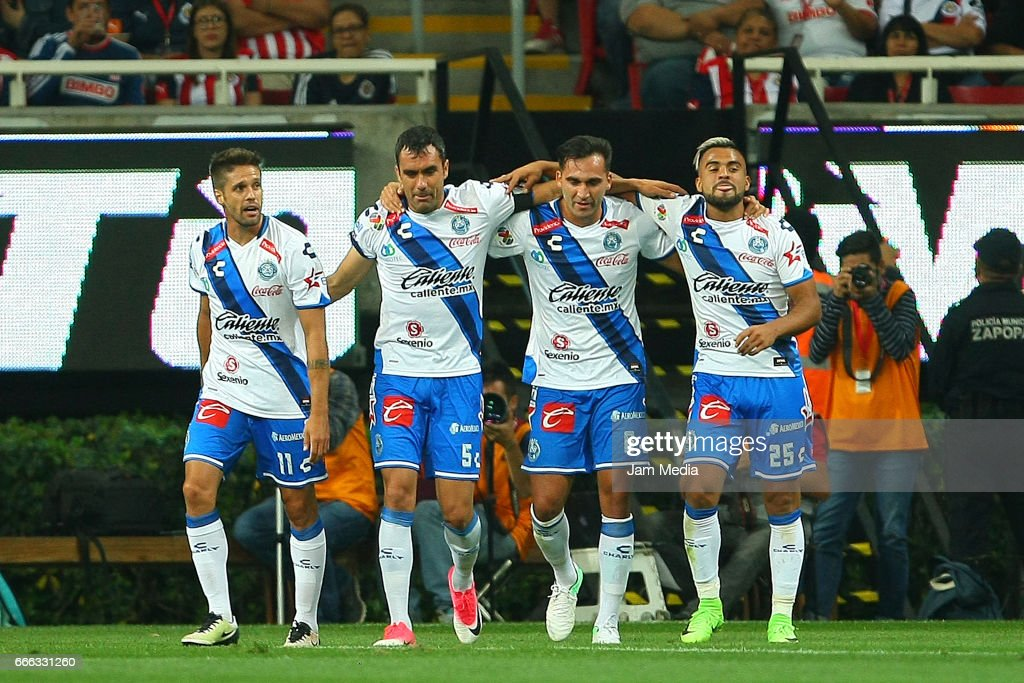 Chivas v Puebla - Torneo Clausura 2017 Liga MX : News Photo
