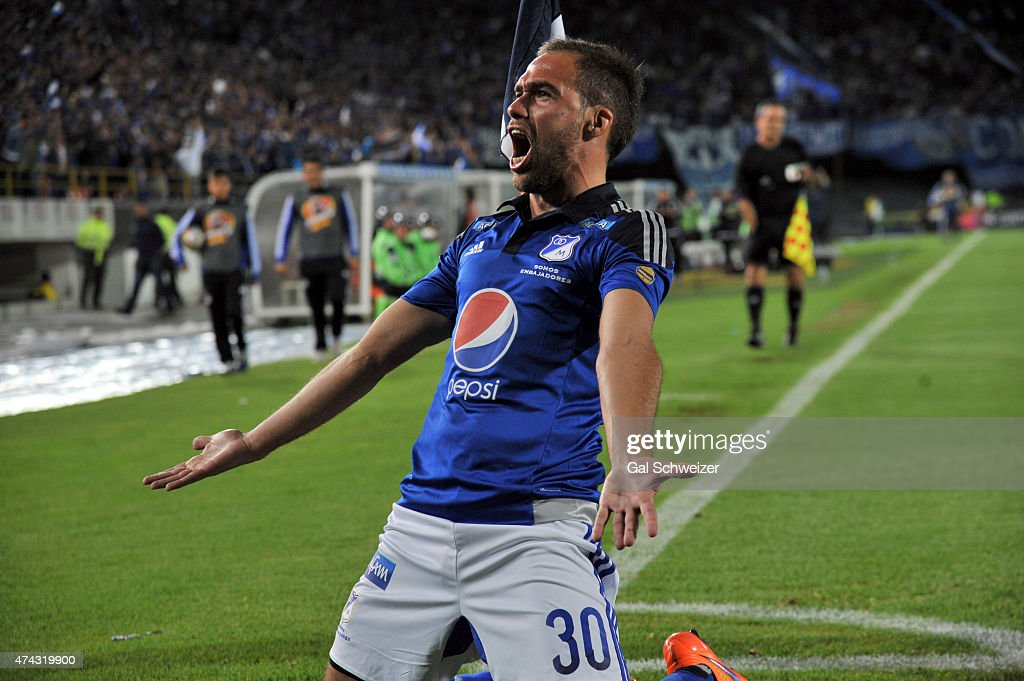 Millonarios v Envigado - Liga Aguila I 2015 : News Photo