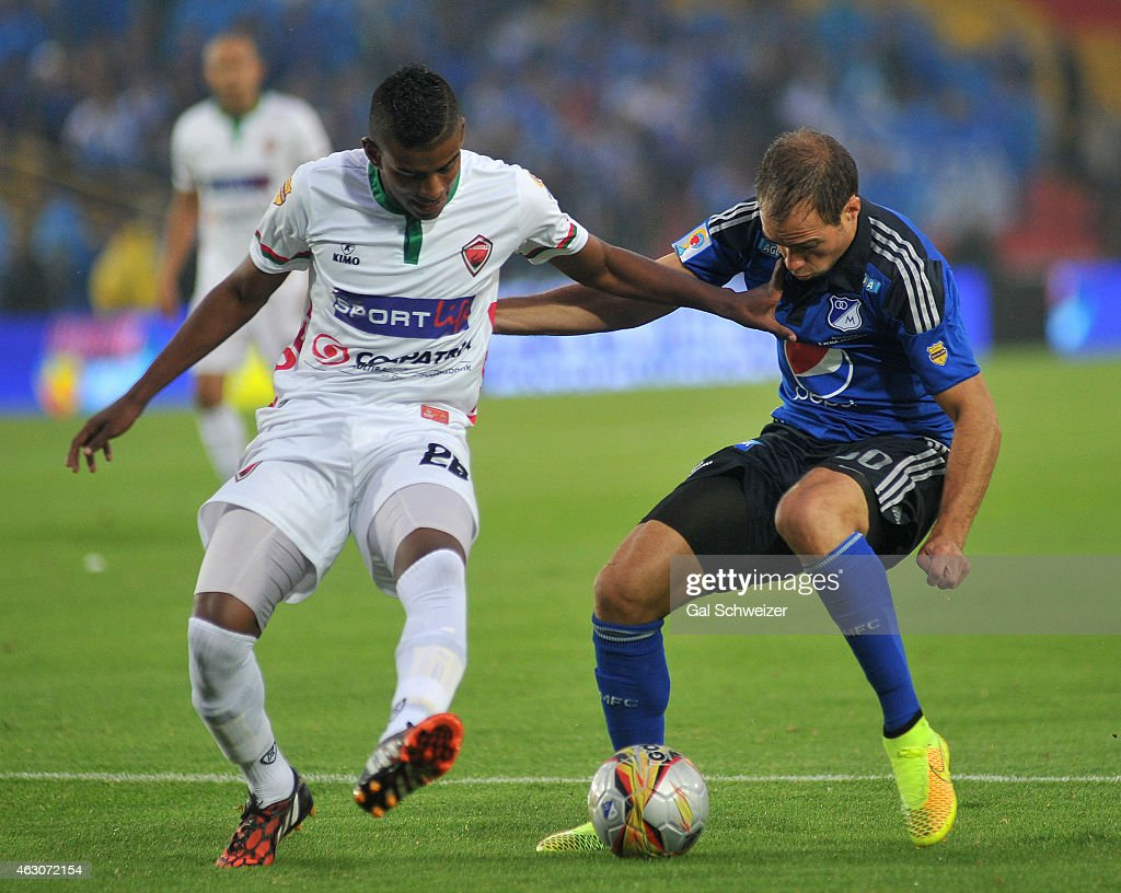 Millonarios v Patriotas FC - Liga Aguila 2015 : Foto di attualità