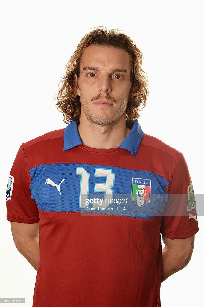 Italy Portraits - 2013 FIFA Confederations Cup Brazil