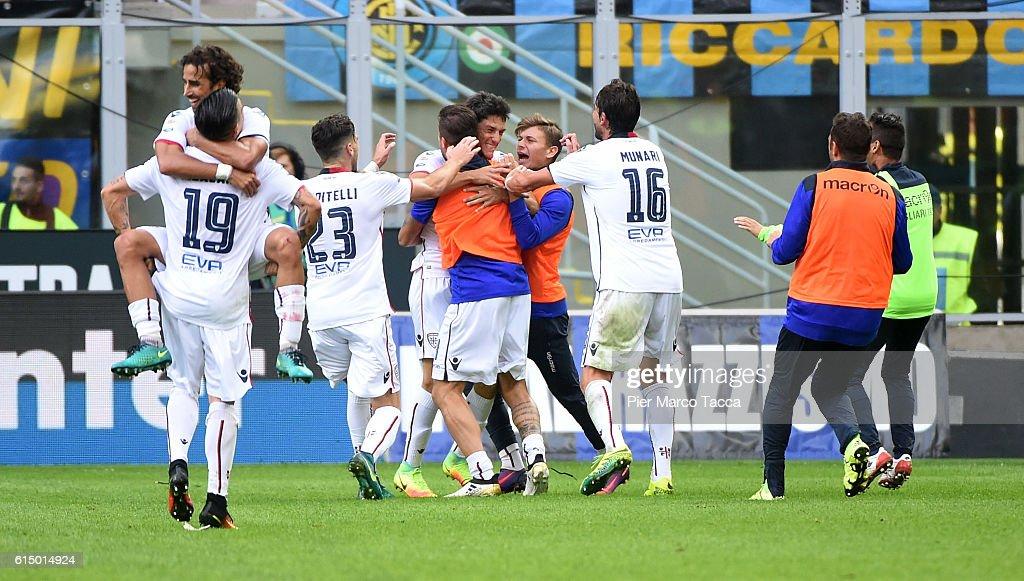 FC Internazionale v Cagliari Calcio - Serie A : News Photo