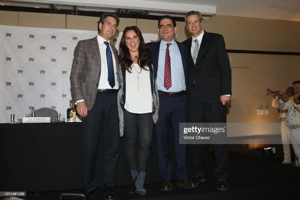 Kate del Castillo Press Conference : News Photo