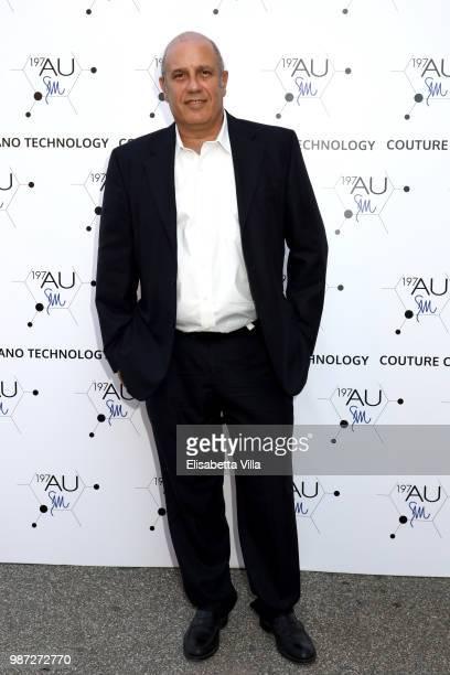 Federico Moccia attends Sfilata AU197SM AltaRoma on June 29 2018 in Rome Italy