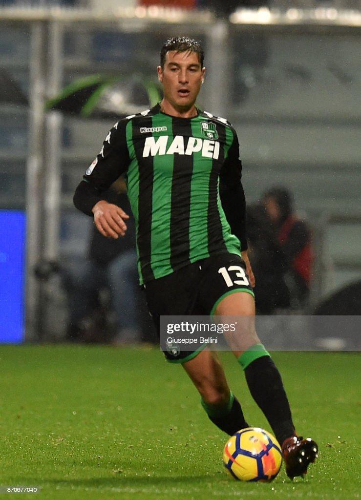 US Sassuolo v AC Milan - Serie A