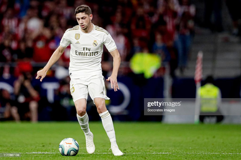Atletico Madrid v Real Madrid - La Liga Santander : News Photo