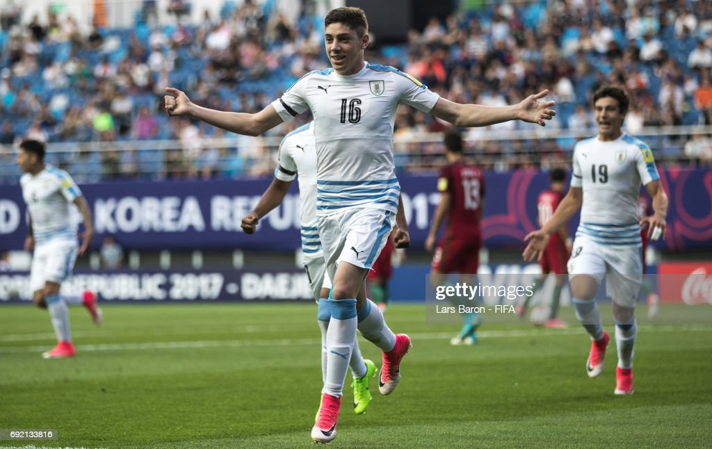 Portugal v Uruguay - FIFA U-20 Korea Republic 2017 : News Photo