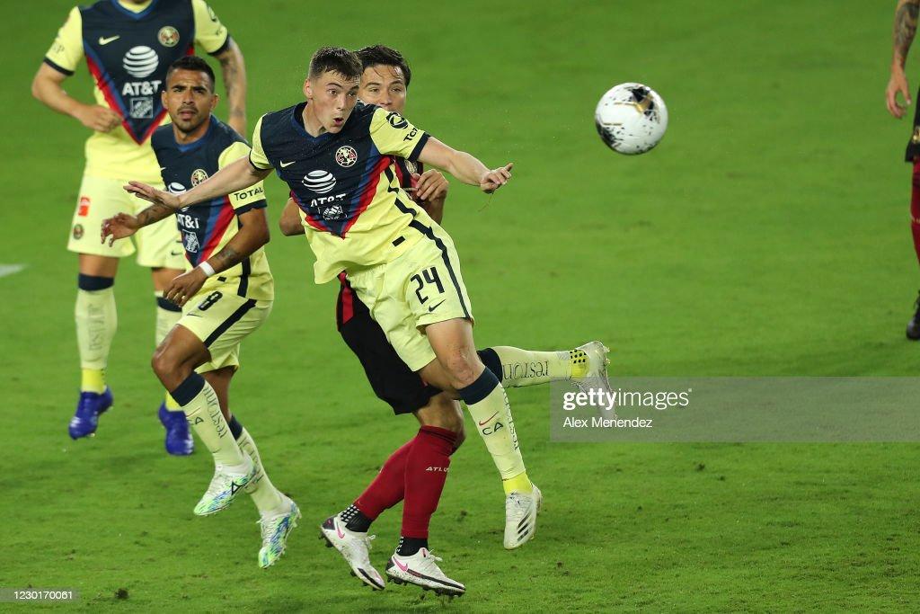 Atlanta United FC v Club America - Leg 2: Quarterfinals - 2020 CONCACAF Champions League : News Photo