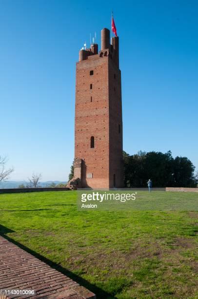 Federico's tower of San Miniato.