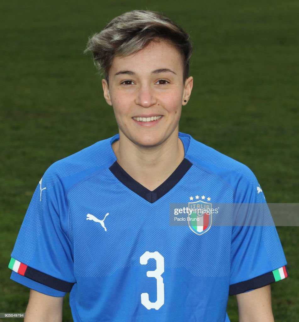 Italy Women Portrait Session