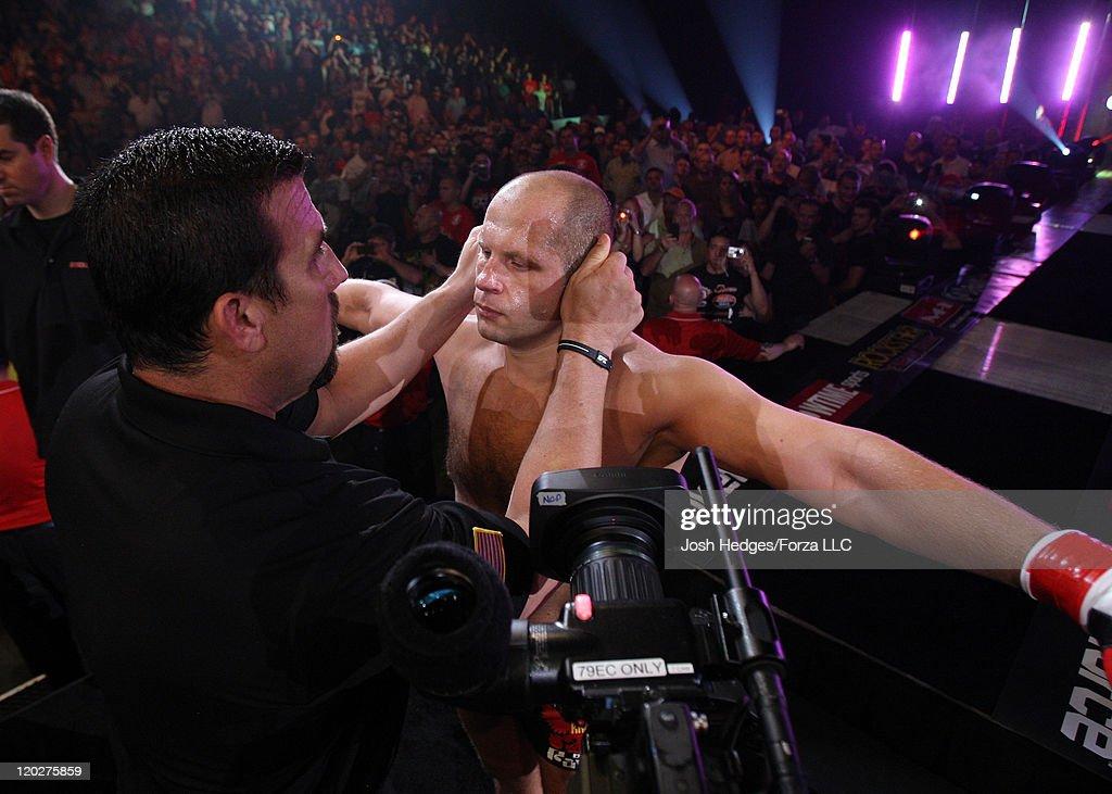Strikeforce: Fedor vs. Henderson : News Photo