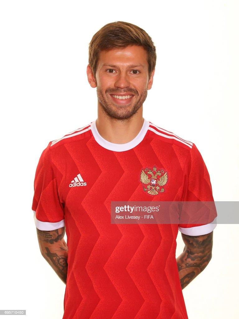 Russia Portraits - FIFA Confederations Cup Russia 2017