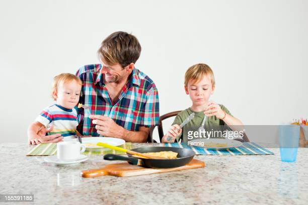 Füttern der Familie
