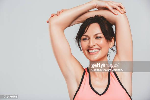 i feel simply amazing - sportswear stock pictures, royalty-free photos & images