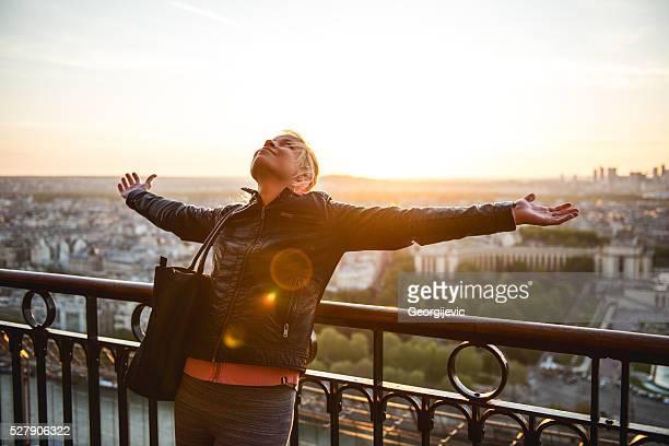 Feeling freedom