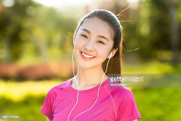 feeling in great health